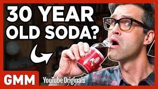 Download 30-Year-Old Soda Taste Test Video