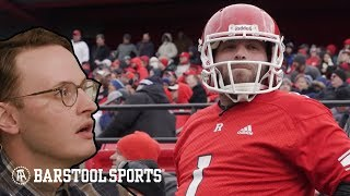 Download The Man Trying To Save Rutgers Football — Rone Investigates Video