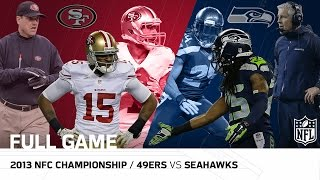 Download 2013 NFC Championship: San Francisco 49ers vs. Seattle Seahawks | NFL Full Game Video