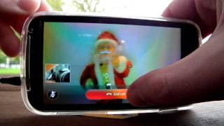 Download Skype Video Calling HTC Sensation 4G T-Mobile Video