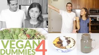 Download HOW TO START A VEGAN DIET FOR BEGINNERS! Ft. David Souza Video
