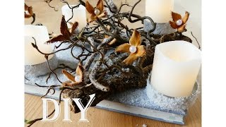 Download DIY: Adventskranz / advent wreath Video