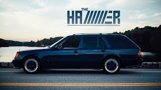Download 1987 Mercedes-Benz AMG Hammer Wagon: Six Liters Of Grocery-Smashing German Power Video