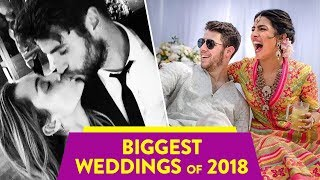 Download The Most Memorable Celebrity Weddings of 2018 | ⭐OSSA Video