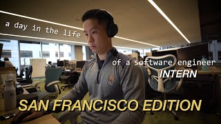 Download A Day In the Life of a Software Engineer Intern In San Francisco Video