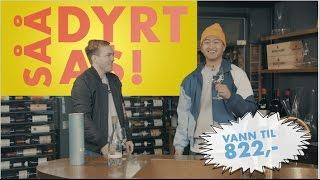 Download VANN TIL 822,- SPENN | Såå dyrt as! | Med Dennis Vareide Video