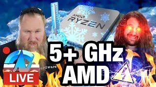 Download Live: AMD R9 3900X Over 5GHz - Ryzen Overclocking ft. Bearded Hardware Video