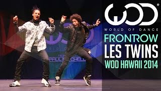 Download Les Twins | FRONTROW | World of Dance 2014 #WODHI Video