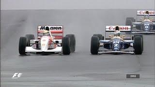 Download F1's Greatest Lap? Ayrton Senna at Donington 1993 Video
