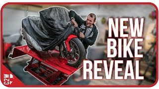 Download The BIKE under the TARP... Video