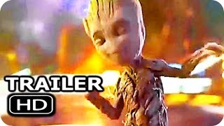 Download GUARDIANS OF THE GALAXY 2 ″Dancing Baby Groot″ Trailer (2017) Chris Pratt Action Movie HD Video