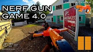 Download Nerf meets Call of Duty: Gun Game 4.0 | First Person on Nuketown in 4K! Video