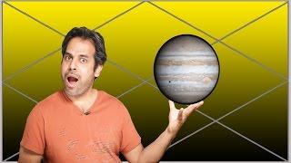 Download Meaning of Jupiter transit in Astrology Part A (Jupiter through houses) Video