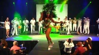 Download Samba Queen USA 2015 Nicolea Pettis Video