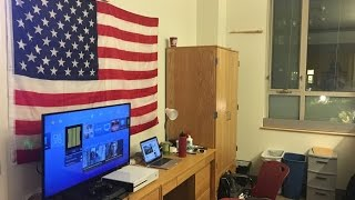 Download MY COLLEGE DORM TOUR!! Video