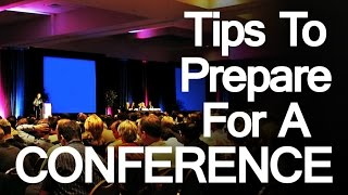 Download How To Prepare For A Business Conference - The Ultimate Guide   RMRS Video