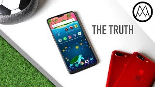 Download The TRUTH about the OnePlus 6 - REAL Review Video