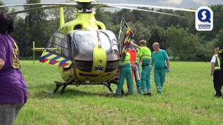 Download Kind ernstig gewond bij ongeval met springkussen tijdens Doe-Week in Dommelen Video