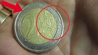 Download CETTE PIÈCE DE 2€ VAUT 600€ ! Vérifiez vos portes-monnaies ! Video