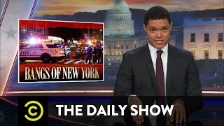 Download New Yorkers React to the Manhattan Bombing: The Daily Show Video