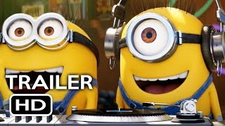 Download Despicable Me 3 Official Trailer #1 (2017) Steve Carell Animated Movie HD Video