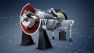 Download Siemens HL-class gas turbines for higher power plant efficiency Video