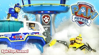 Download PAW PATROL Nickelodeon Mission Paw Sweetie the Robber Surprises Paw Patrol Snow Rescue Pups Video