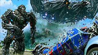 Download Transformers Age of Extinction - Optimus Prime vs Galvatron and Lockdown Scene (1080pHD VF) Video