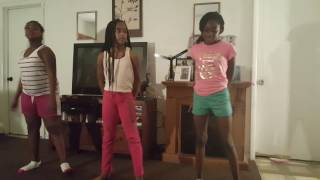 Download Three young black beautiful talented young girls singing O Holy Night Video
