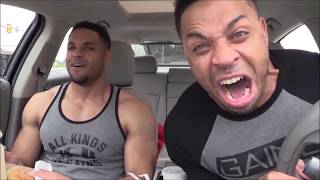 Download Hodgetwins DriveThru Moments - PART 1 Video