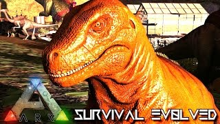 Download ARK SURVIVAL EVOLVED - NEW DINO PACHYRHINOSAURUS & MOSCHOPS TAMING !!! (GAMEPLAY NEW UPDATE v252) Video