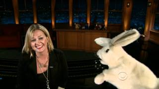 Download Sid the cussing rabbit with Jessica from Atlanta Video