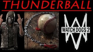 Download How to make a THUNDERBALL from WATCH DOGS 2 Video