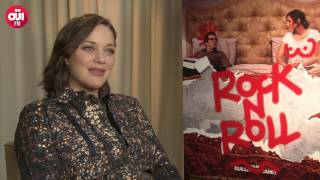Download Marion Cotillard en interview au micro d'Iris Video