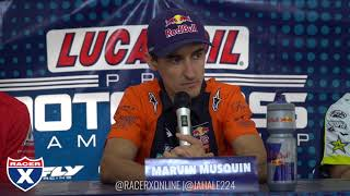 Download Racer X Films: Unadilla 2017 450 Press Conference Video