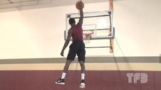 Download 50″ VERTICAL LEAP! 6'0″ Will Bunton AMAZING DUNKS 1st Dunk Session of 2017 Video