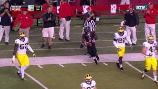 Download @RFootball Highlights vs. Michigan Video