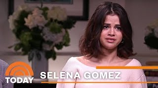 Download Selena Gomez Speaks Out About Kidney Transplant From Her Best Friend Francia Raisa | TODAY Video