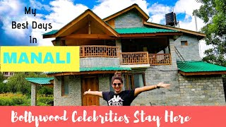 Download Delhi To Manali By Road | I stayed At A Celebrity Resort In Manali | Travel Vlog Video
