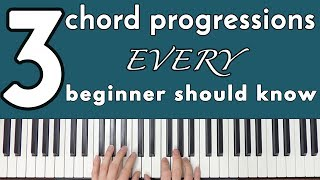 Download Common Chord Progressions Every Beginner Should Know Video