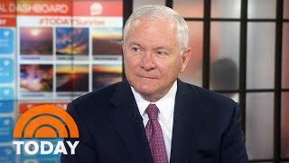 Download Ex-Secretary Of Defense Robert Gates: 'Russians Tried To Intervene In Our Election' | TODAY Video