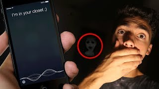 Download DO NOT RECORD YOURSELF SLEEPING AT 3 AM NEXT TO SIRI OR THIS WILL HAPPEN! (SIRI IS IN MY ROOM) Video