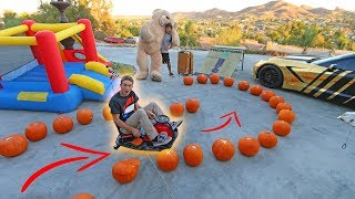 Download DRIFT CART OBSTACLE COURSE! *SUPER FUNNY* Video