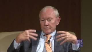 Download Distinguished Speaker Series General Martin Dempsey Duke University Fuqua School of Business Video