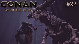 Conan Exiles - Temple of the White Tiger (Khitan DLC, Speed Build