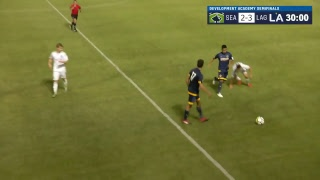 Download Development Academy U-17/18 Semifinals: Seattle Sounders FC vs. LA Galaxy Video