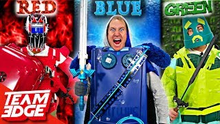 Download Using Only One Color to Build Battle Armor!! Video