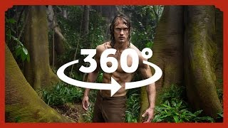 Download Tarzan - 360° Video Expérience Video