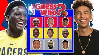 Download NBA Guess Who Game vs. Victor Oladipo *CRAZY ENDING* Video