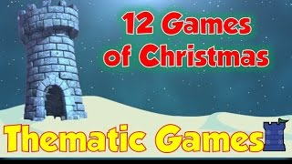 Download 12 Games of Christmas - Thematic Games Video